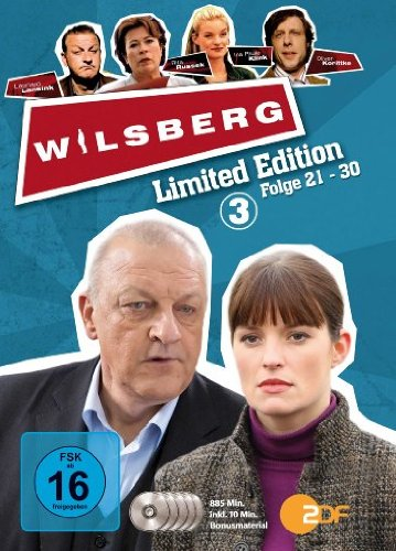 Wilsberg Limited Edition 3 - Folge 21-30 [5 DVDs]