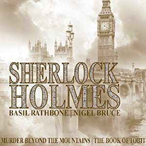 Sherlock Holmes: Murder Beyond the Mountains, and The Book of Tobit | [Sir Arthur Conan Doyle]
