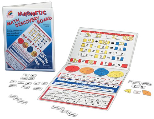 Magnetic Math Discovery Board - Buy Magnetic Math Discovery Board - Purchase Magnetic Math Discovery Board (Smethport Specialty Co, Toys & Games,Categories,Learning & Education,Math & Counting)