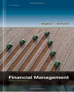 Case Studies in Finance 1111