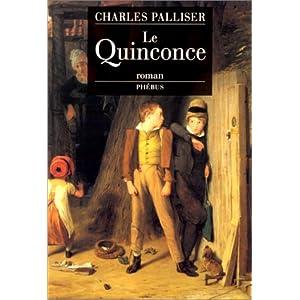 Le Quinconce : int�grale des 5 volumes par Palliser