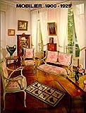 echange, troc Mannoni H Bizot C - Mobilier 1900-1925