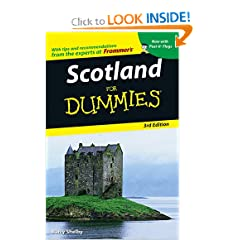 Scotland For Dummies (Dummies Travel) by Barry Shelby