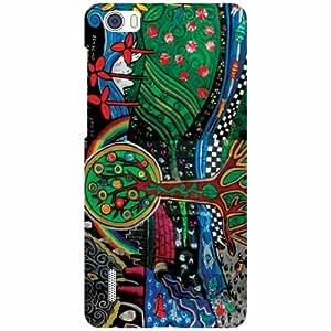 Huawei Honor 6 H60-L04 - Artistic Matte Finish Phone Cover