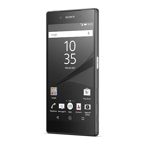 Sony Xperia Z5 Pack 007 Smartphone débloqué 4G (Ecran: 5.2 pouces - 32 Go - Simple Nano-SIM - Android 5.1 Lollipop) Noir