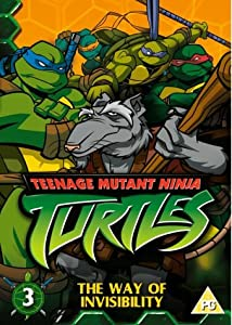 Teenage Mutant Ninja Turtles, Vol. 3: The Way Of Invisibility [2003] [DVD]