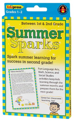 Summer Sparks Activity Cards, Between Grade 1 and Grade 2 islam between jihad and terrorism