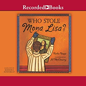 Who Stole Mona Lisa? Audiobook