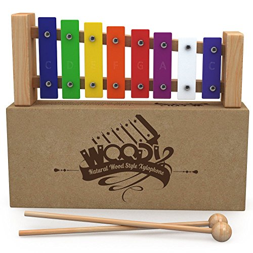 Wooden-Xylophone-for-Kids-Best-for-Your-Little-Musician-Create-Magical-Sounds-with-Little-Hands-A-Percussion-Instrument-with-Multi-Colored-Metal-Keys-and-Two-Child-Safe-Wooden-Mallets