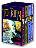 Tolkien Fantasy Tales Box Set (The Tolkien Reader The Silmarillion Unfinished Tales Sir Gawain and the Green Knight)
