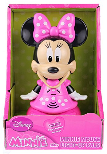 Disney Minnie Mouse Light up Pals