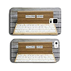 learn languages cell phone cover case iPhone5 from My-Handy-Design