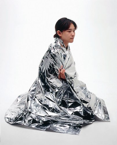 KAKURI サバイバルシート(防寒・保温シート) 40617