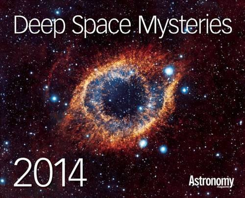 2014 Deep Space Mysteries Wall Calendar