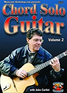 Chord Solo Guitar Vol 2 DVD