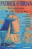 echange, troc Patrick O'Brian - Les Aventures de Jack Aubrey, tome 2