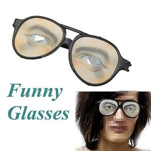 emotion eyeglasses joke plastic