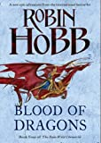 Robin Hobb Blood of Dragons (The Rain Wild Chronicles, Book 4)