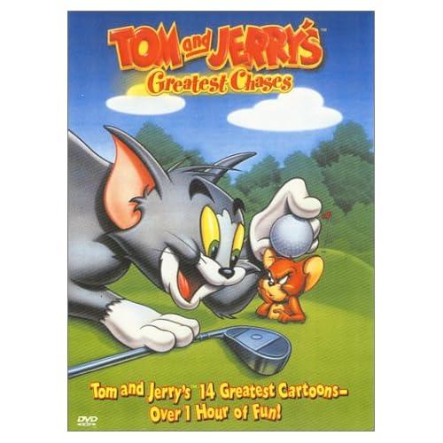 Tom et Jerry - Les meilleures courses poursuites affiche