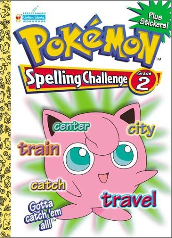 Pokemon-Spelling-Challenge-Grade-2-Workbooks-With-Stickers