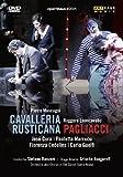 マスカーニ:歌劇「カヴァレリア・ルスティカーナ」/レオンカヴァッロ:歌劇「道化師」 [DVD]