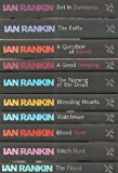 Ian Rankin Collection: 10 Books set RRP 69.90 - Rebus: Set In Darkness, The Falls, A Question of Blood, A Good Hanging, The Naming of the Dead - Others: Bleeding Hearts, Watchman, Blood Hunt, Witch Hunt & The Flood Ian Rankin