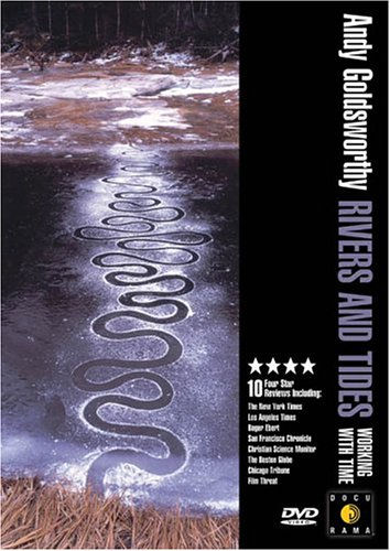 Cover art for  Andy Goldsworthy's Rivers & Tides