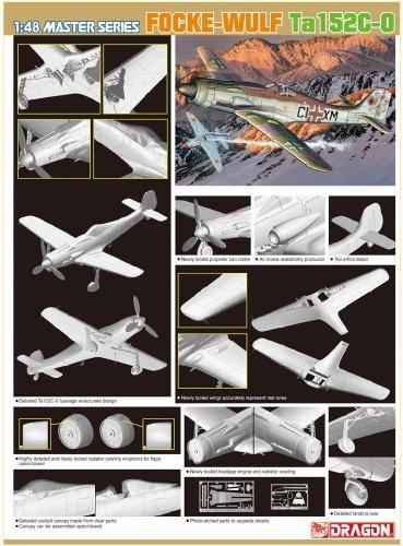 1/48 Focke-Wulf Ta152c-0