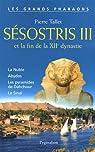S�sostris III et la fin de la XIIe dynastie par Tallet