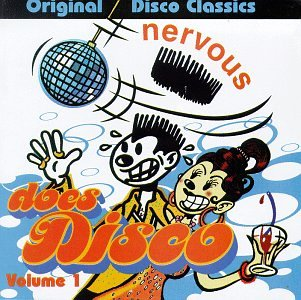 Various Artists - Nervous Does Disco - Zortam Music