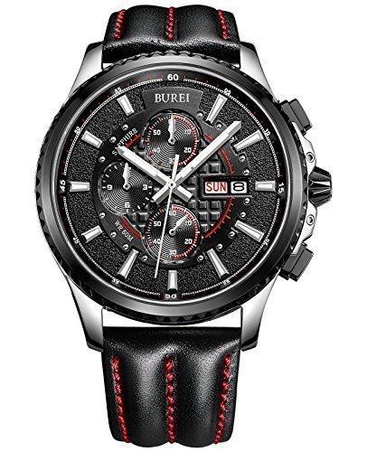 burei-herren-armbanduhr-quarz-schwarz-mit-lederarmband-schwarz-sm-17003-p07ey