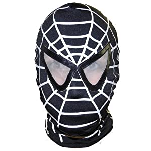 black spiderman mask - photo #7
