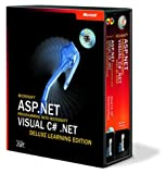 img - for Microsoft ASP.Net Programming with Microsoft Visual C# .Net Deluxe Learning Edition book / textbook / text book