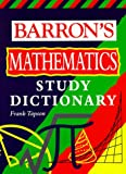 Barrons Math Study Dictionary