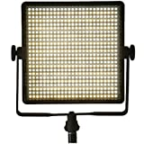 Nanguang CN-600CSD High CRI Ra95 600 LED 3200K-5600K Bi Color Studio Light LED Light Panel