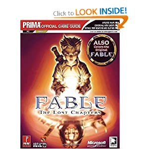 fable the lost chapters  guide walkthrough