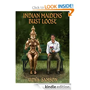 Indian Maidens Bust Loose Vidya Samson
