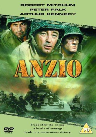 Anzio [DVD] [1969]
