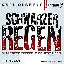 Schwarzer Regen Hörbuch von Karl Olsberg Gesprochen von: Florian Fischer