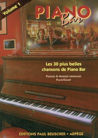 Partition : Piano bar vol.1