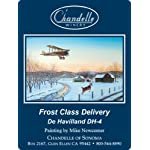 "2007 Chandelle Sonoma County Cabernet Sauvignon ""Frost Class Delivery"" Special Edition 750 mL"
