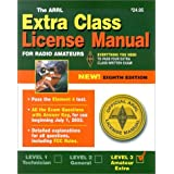 The ARRL Extra Class License Manual for Radio Amateaurs, 8th Edition