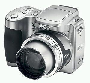 Kodak EasyShare Z740 Digitalkamera (5 Megapixel, 10fach opt. Zoom)