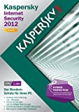 Kaspersky Internet Security 2012 3 Lizenzen Upgrade (DVD-Box)