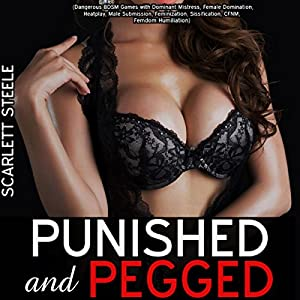 Punished and Pegged Audiobook