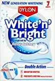 Dylon White N Bright 7 Sheets