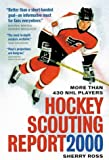 img - for Hockey Scouting Report 2000 book / textbook / text book