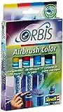Toy - Orbis - Airbrush f�r Kinder   30100 Papierpatronen-Set A