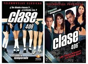TELENOVELAS* CLASE 406 DVDS Season 1 & 2 * Primera & Segunda Temporada