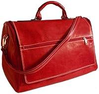 Taormina Duffle in Tuscan Red - Luggage, Travel Bag, Tote Bag